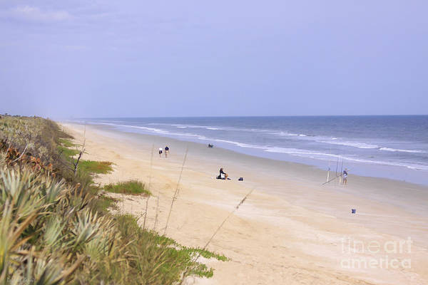 Photograph - Canaveral National Seashore by Deborah Benoit