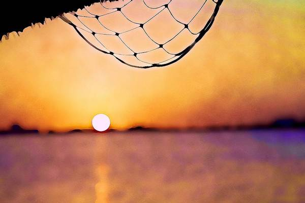 Photograph - Cancun Sunset On The Lake by Tatiana Travelways