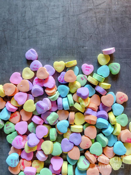 Photograph - Candies 2 by Andrea Anderegg