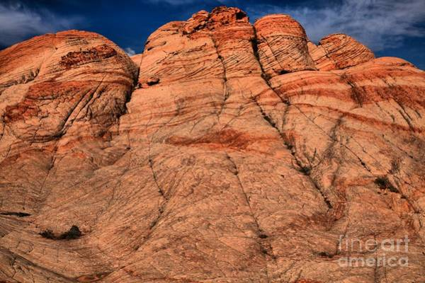 Photograph - Candy Cliff Towers by Adam Jewell