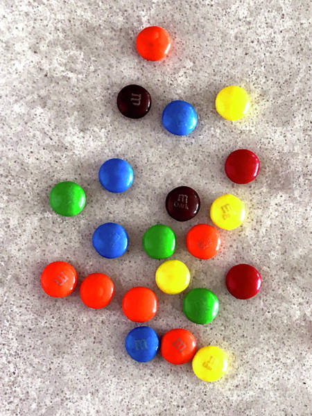 Photograph - Candy Counter by Rick Locke