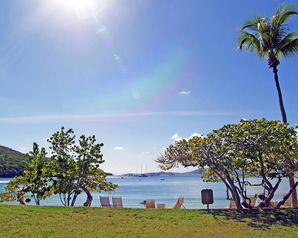 Photograph - Caneel Bay 4 by Pauline Walsh Jacobson