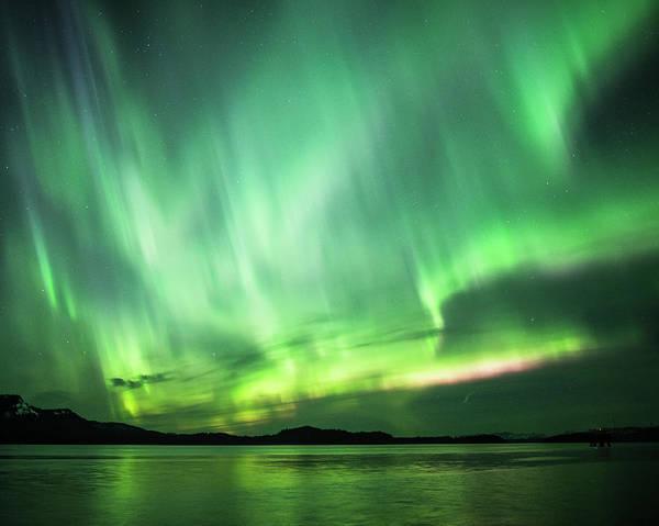 Photograph - Cannery Aurora by Ian Johnson