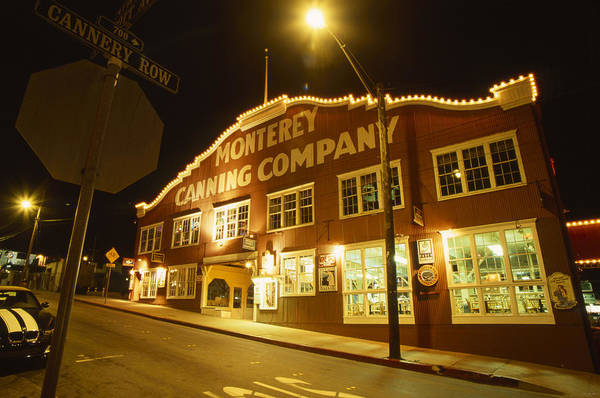 Monterey Bay Photograph - Cannery Row by Soli Deo Gloria Wilderness And Wildlife Photography