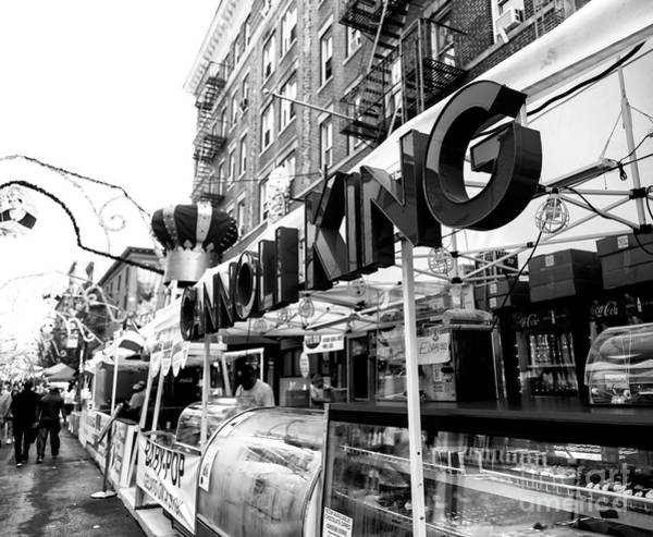 Photograph - Cannoli King New York City by John Rizzuto