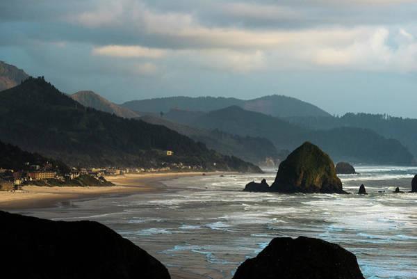 Photograph - Cannon Beach, Oregon by Robert Potts