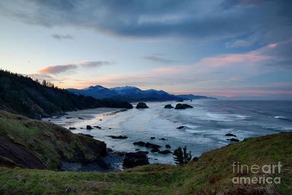 Wall Art - Photograph - Cannon Beach View by Idaho Scenic Images Linda Lantzy