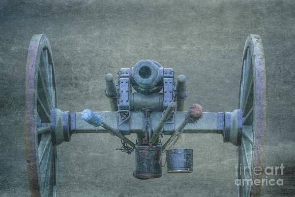 Artillery Digital Art - Cannon Civil War Artillery by Randy Steele