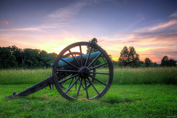 Photograph - Cannon Sunset by Ryan Wyckoff
