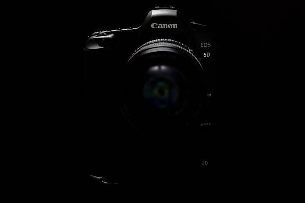 Photograph - Canon Eos 5d Mark II by Rick Berk