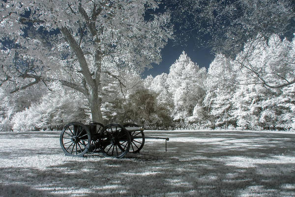 Photograph - Canon In Petersburg National Battlefield by Liza Eckardt