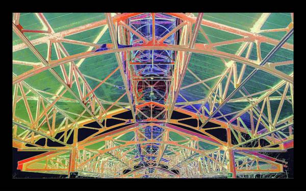 Wall Art - Digital Art - Canopy Over A Cornucopia by Julie Flanagan