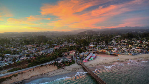 Wall Art - Photograph - Can't Beat Capitola by David Levy