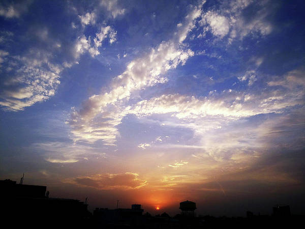 Photograph - Can't Decide- Sunrise Or Sunset? by Atullya N Srivastava