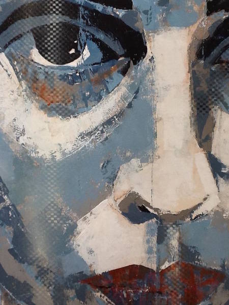 Wall Art - Painting - Can't Get You Out Of My Head  by Paul Lovering