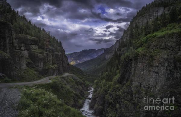 Photograph - Canyon Creek Sunset by Bitter Buffalo Photography