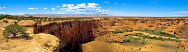 Wall Art - Photograph - Canyon De Chelley Panoramic by Paul Basile