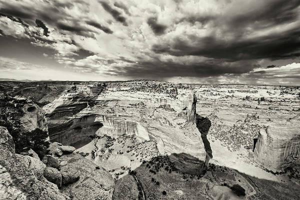 George Canyon Photograph - Canyon De Chelly  by George Oze