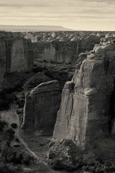 Photograph - Canyon De Chelly I Toned by David Gordon