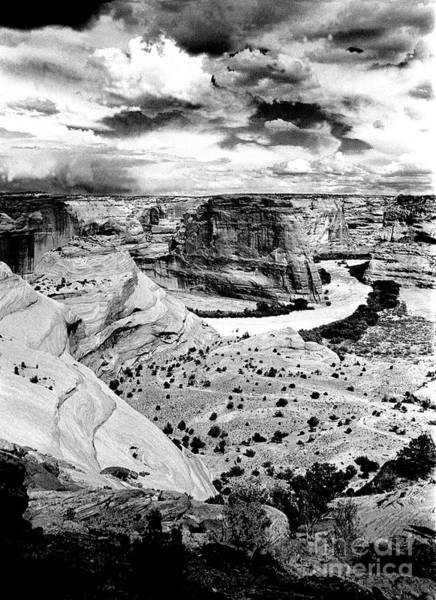 Wall Art - Photograph - Canyon De Chelly Overlook by Paul W Faust -  Impressions of Light