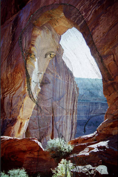 Canyon De Chelly Spirit Art Print