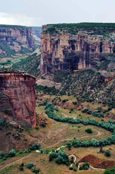 Photograph - Canyon Del Muerto Canyon De Chelly National Monument by Kyle Hanson