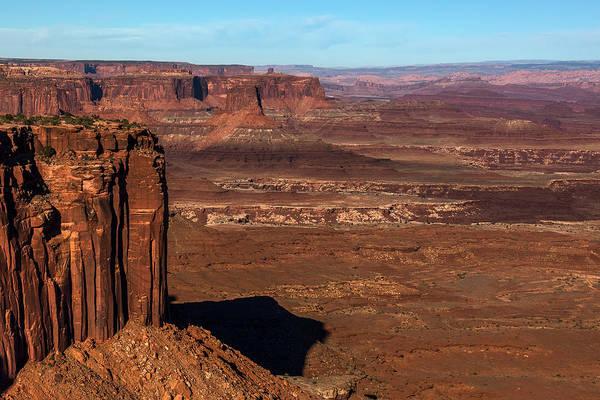 Thru Photograph - Canyon Lands by Paul Freidlund