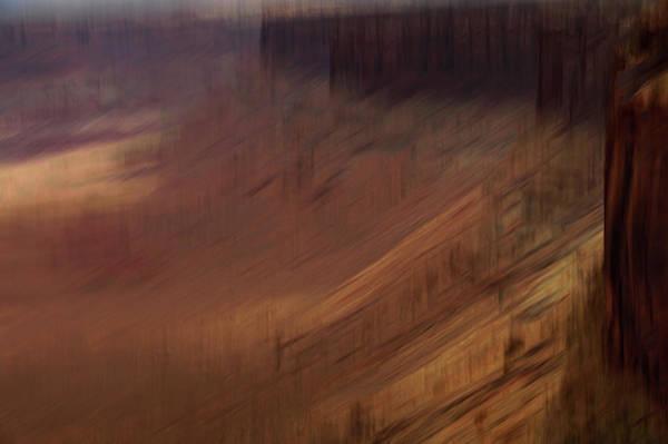 Photograph - Canyon Rims by Deborah Hughes