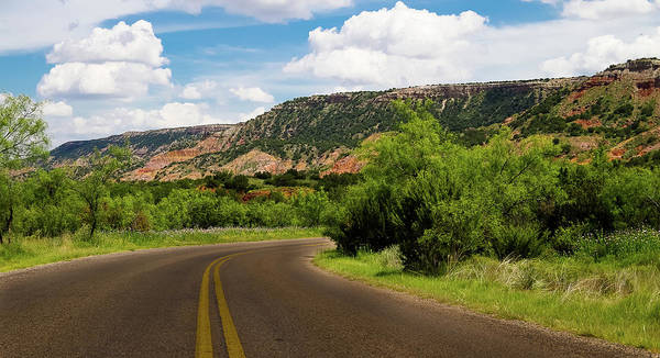 Photograph - Canyon Road by Adam Reinhart