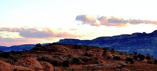 Canyon Sunset Art Print