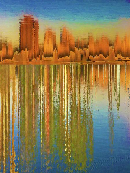 Painting - Canyon by Tony Rubino