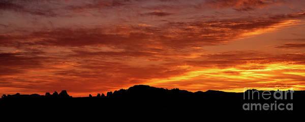 Photograph - Canyonland Skies by Jim Garrison