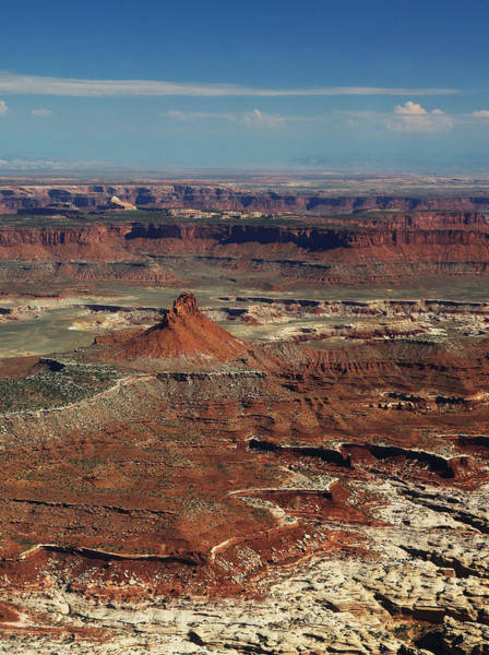 Photograph - Canyonlands Butte by Jean Clark
