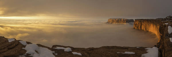 Wall Art - Photograph - Canyonlands Grand View by Dustin  LeFevre
