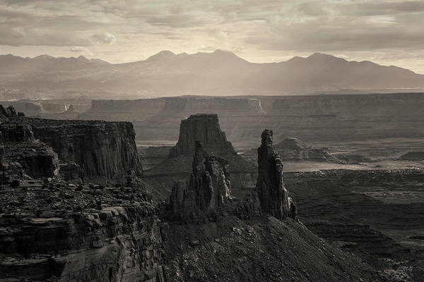 Photograph - Canyonlands Np IIi Toned by David Gordon