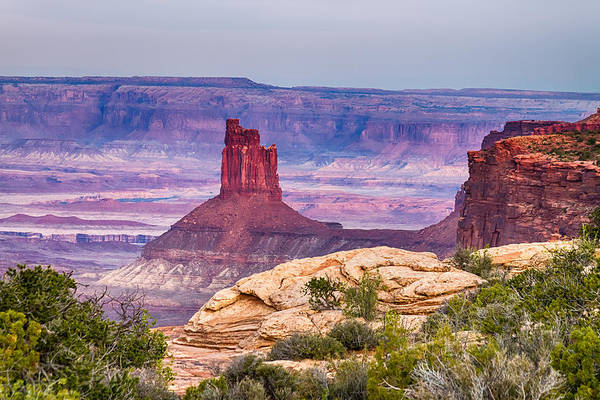 Photograph - Canyonlands Utah Views by James BO Insogna