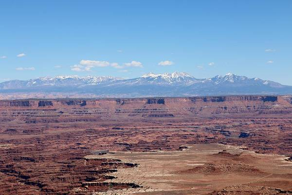 Photograph - Canyonlands View - 18 by Christy Pooschke