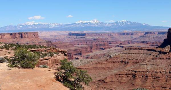Photograph - Canyonlands View - 21 by Christy Pooschke