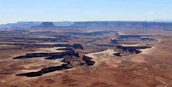 Photograph - Canyonlands View - 26 by Christy Pooschke
