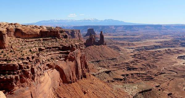 Photograph - Canyonlands View - 27 by Christy Pooschke