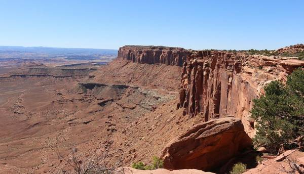 Photograph - Canyonlands View - 4 by Christy Pooschke