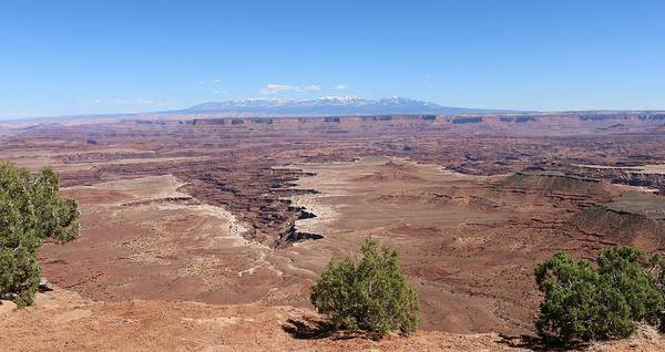 Photograph - Canyonlands View - 6 by Christy Pooschke