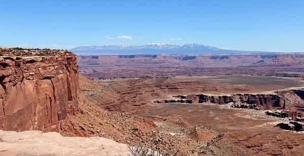Photograph - Canyonlands View - 8 by Christy Pooschke