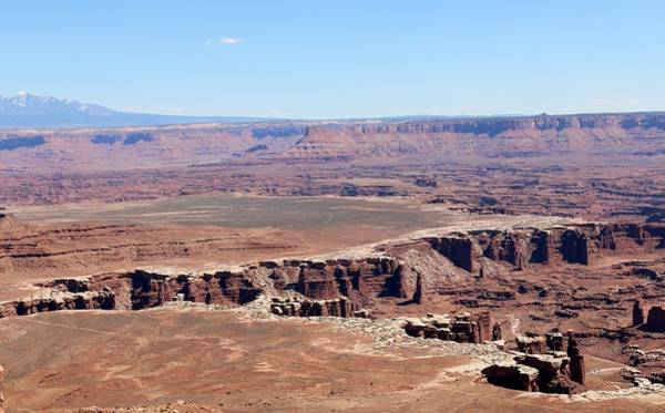 Photograph - Canyonlands View - 9 by Christy Pooschke