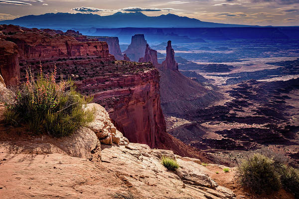 Photograph - Canyonlands Vista  by John Hight