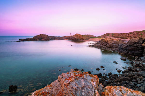 Photograph - Cap De Favaritx - Menorca, Spain by Nico Trinkhaus
