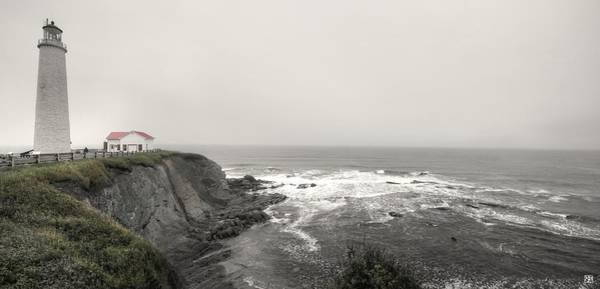 Photograph - Cap Des Rosiers by John Meader