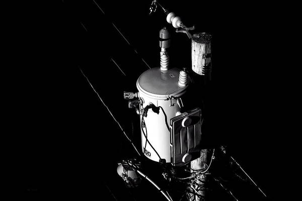 Photograph - Capacitor by Bob Orsillo