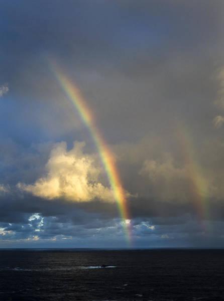 Photograph - Cape Arago Rainbow by Robert Potts