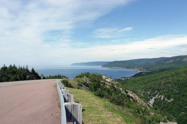 Cabot Trail Photograph - Cape Breton by Ewa Romanowicz